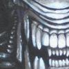 2015 - Peinture Alien - 002 - T