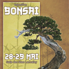 Affiche et flyer exposition bonsai - 001 - T