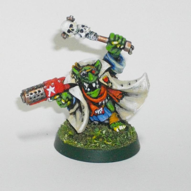 Master goblin - 001